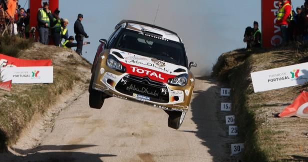 Fafe Rallye Sprint: Dani Sordo fin prêt pour le rallye du Portugal