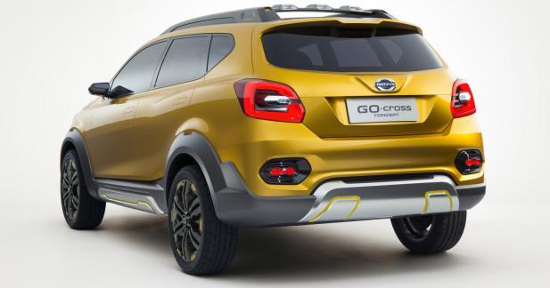 Une nouvelle Datsun pour 2016