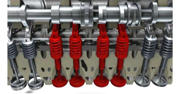 Volkswagen va désactiver les cylindres sur le 1,4 L TSI