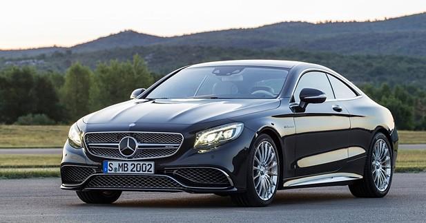 630 ch pour la Mercedes S65 AMG Coupé