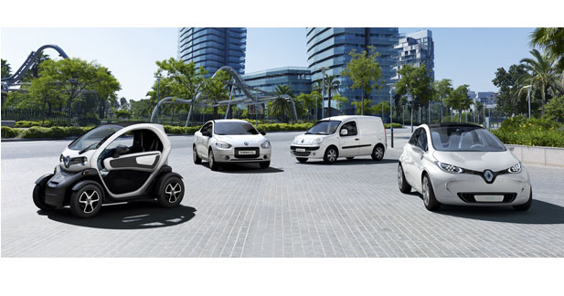 Renault met en place des services autour de ses modèles ZE