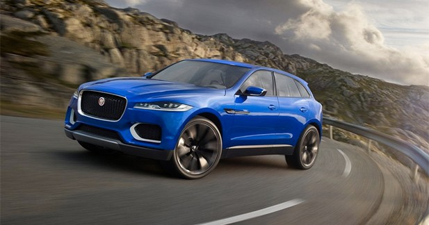 Le futur SUV Jaguar ne sera pas un SUV... ou presque