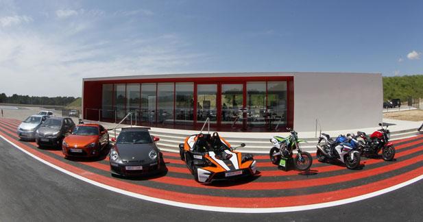 Le circuit Paul Ricard ouvre son Driving Center