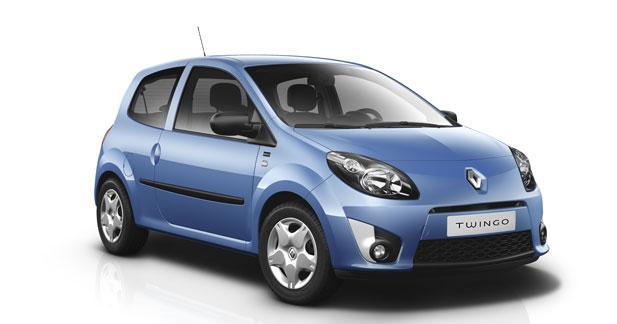 Une gamme rajeunie chez Renault pour Twingo et Modus