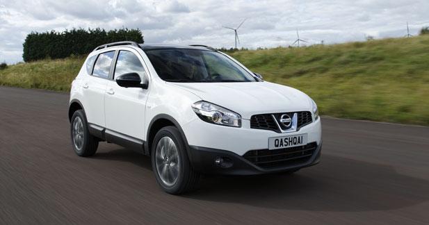 Nissan cartonne avec le Qashqai : 150 000 exemplaires vendus en France