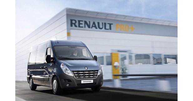 Bon démarrage pour le Master chez Renault