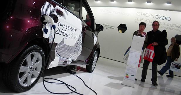 La voiture électrique suscite l'intérêt des entreprises