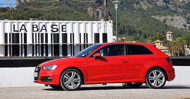 4G LTE : l'Internet très haut débit s'invite à bord de l'Audi A3