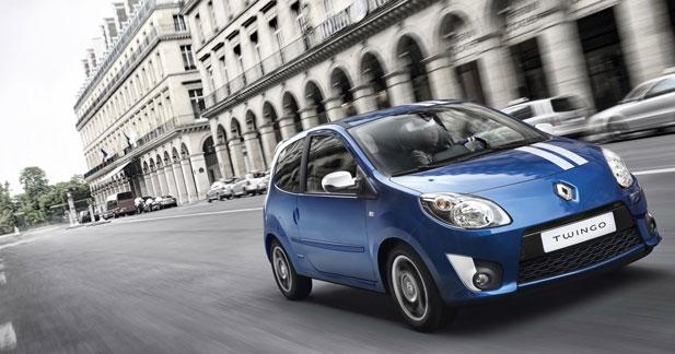 Renault étend la griffe Gordini à la Twingo