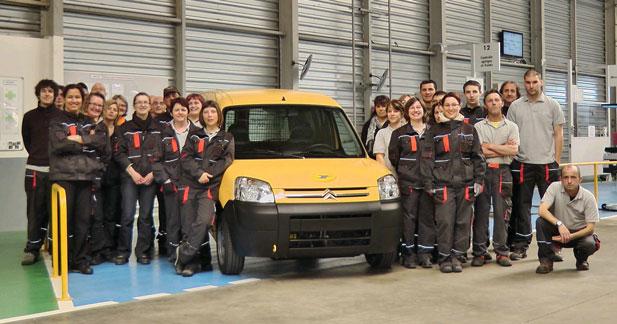 Venturi a livré 250 véhicules électriques à La Poste