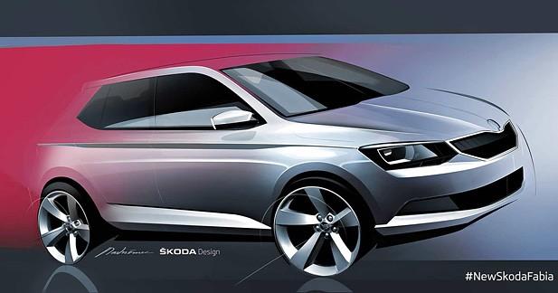 Skoda dévoile les futurs moteurs de la prochaine Fabia