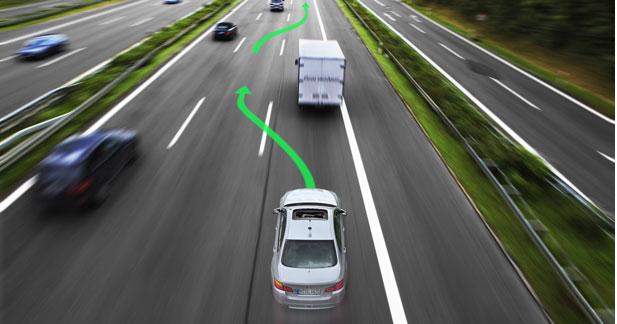 BMW se lance dans la conduite automatisée avec Continental
