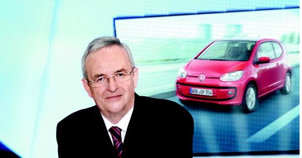 Rémunérations en baisse pour les dirigeants du groupe Volkswagen