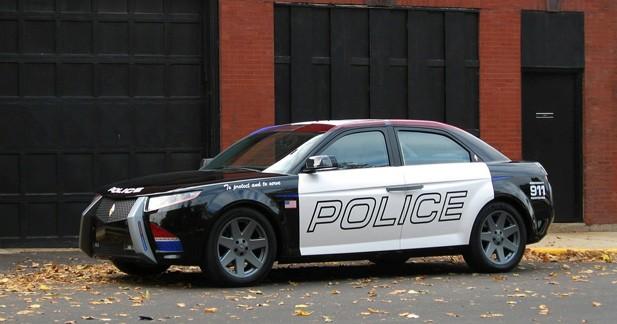 Des diesel BMW pour la police américaine