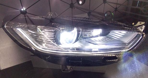 Des phares high tech sur la Ford Mondeo
