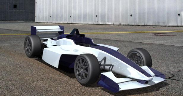Electrique : McLaren partenaire du championnat Formula E