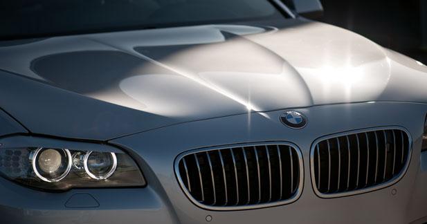 BMW rappelle 1,3 million de Série 5 et 6 pour un contrôle qualité