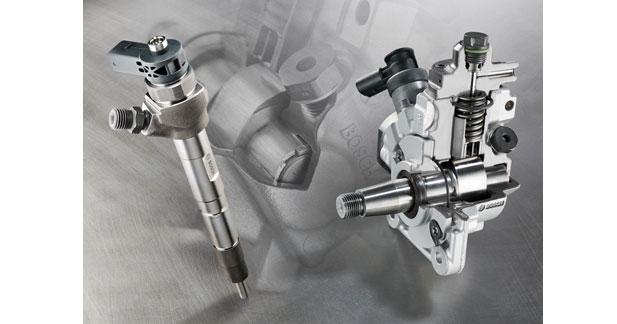 Pour Bosch, le diesel n'est pas mort