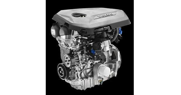 Volvo se recentre sur le 4 cylindres
