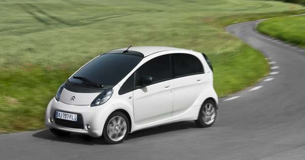 Citroën a de l'ambition pour la C-Zéro