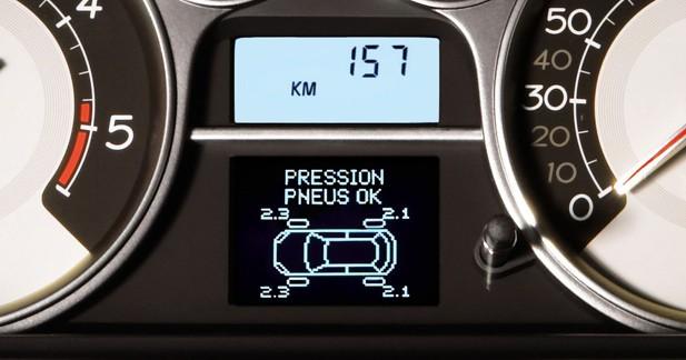 Les européens négligent la pression de leurs pneus
