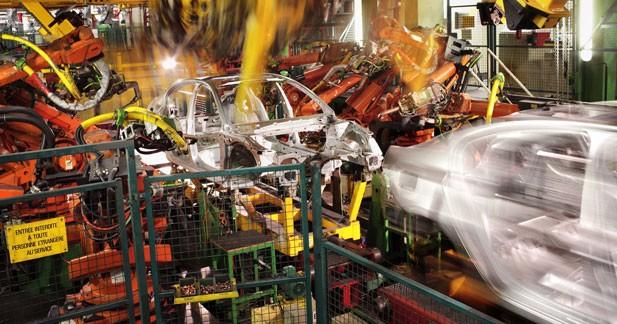 Renault va axer sa production sur le haut de gamme et l'électrique en Europe de l'ouest