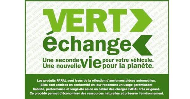 L'échange standard : une solution économique et écologique