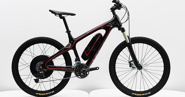 Le vélo électrique selon Kia
