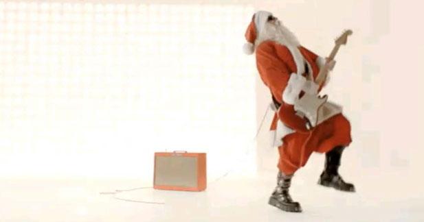 Le Père Noël est électrique chez Renault
