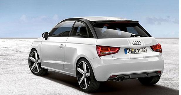 Une série spéciale Urban pour l'Audi A1