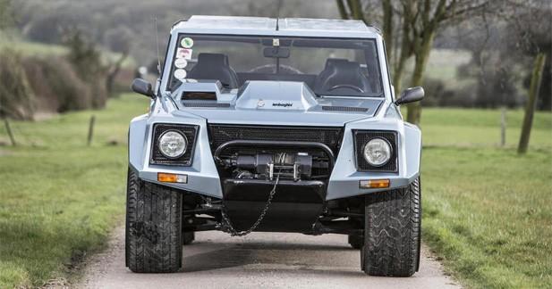"""Deux Bentley et une """"Rambo Lambo"""" à vendre chez Bonhams"""