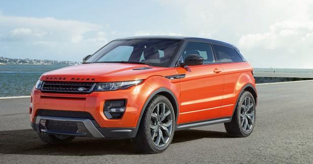 Deux nouveautés pour Range Rover au salon de Genève