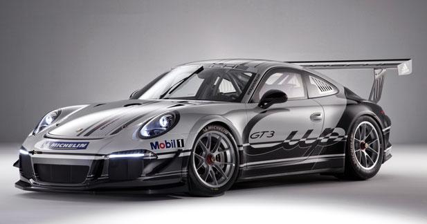 Une surprise chez Porsche pour les 50 ans de la 911
