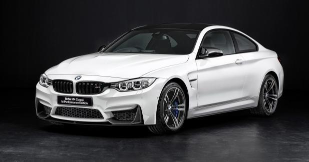 La BMW M4 se fait plus exclusive au Japon