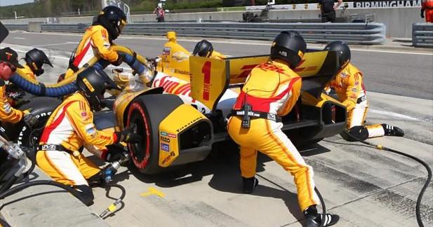 Indycar – Barber: Et de une pour Ryan Hunter-Reay