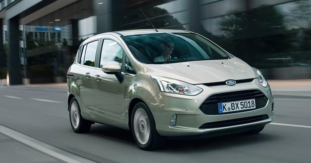 Diaporama : Les voitures les plus sûres de 2012