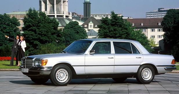 La dynastie Mercedes Classe S en 10 modèles