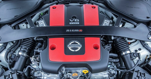 Le V6 3.7 de 344 ch est reconduit