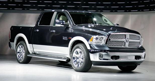 Le Dodge Ram 1500 s'offre une cure de jeunesse