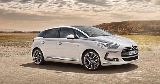 Caraudiovidéo : la Citroën DS5 à la loupe