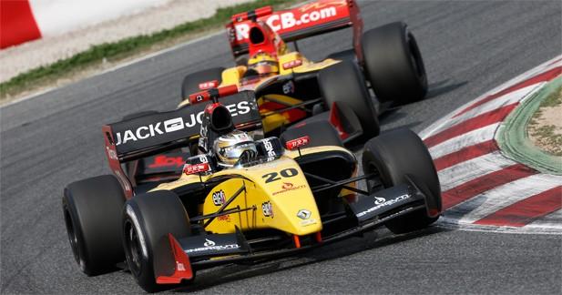 WSR 3.5 – Barcelone : Kevin Magnussen, champion 2013