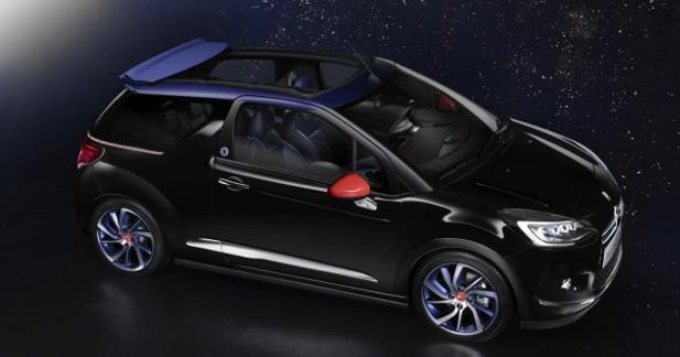 Mondial Auto 2014 : Citroën DS3 Ines de la Fressange Paris Concept, pour fashionista parisienne