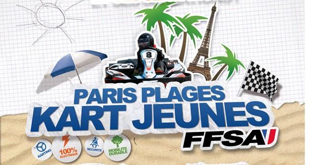 Paris Plages se met à l'heure du karting