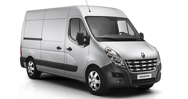 Stop & Start et récupération d'énergie au freinage pour le Renault Master