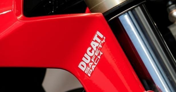 Ducati Safety Pack, ou la sécurité en plus
