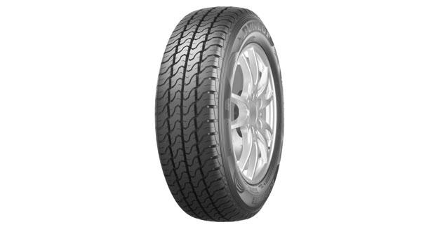 Des pneus verts pour les utilitaires chez Dunlop