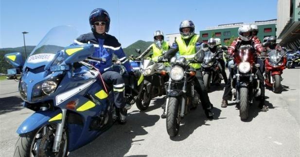 Educatif : Rallye Moto Sécurité dans le 43