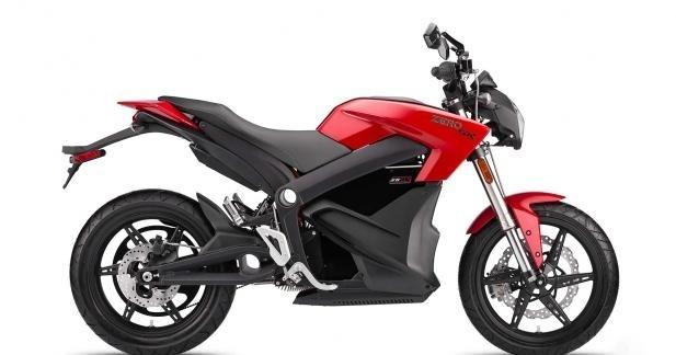 EICMA 2013   Gamme Zero Motorcycle