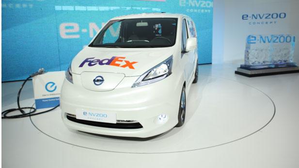 Trois autres véhicules électriques chez Nissan dans les 4 ans à venir