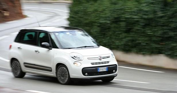 Emissions de CO2 : Fiat, constructeur le plus écolo ?